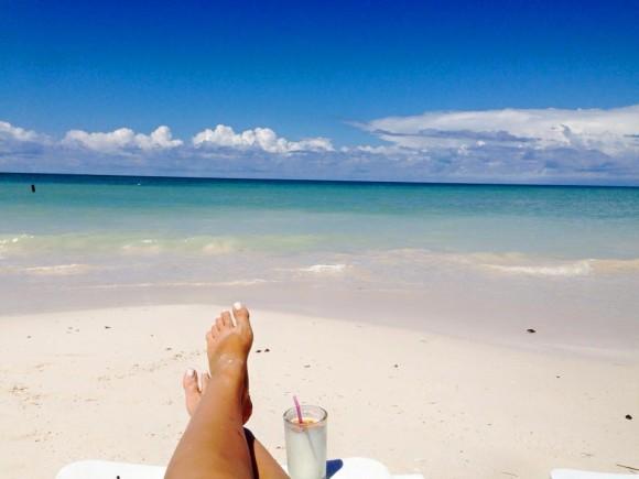 חוף חוטיאס. הצד הקריבי של חופי קובה. צילום: רביד אהרוני.