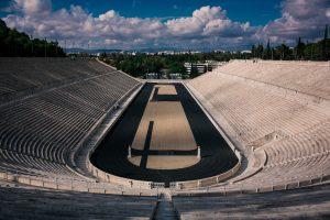 האצטדיון האולימפי הישן. צילום מתוך: unsplash.com