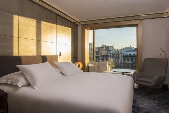 מלון אלמאנאק ברצלונה. צילום מתוך אתר המלון