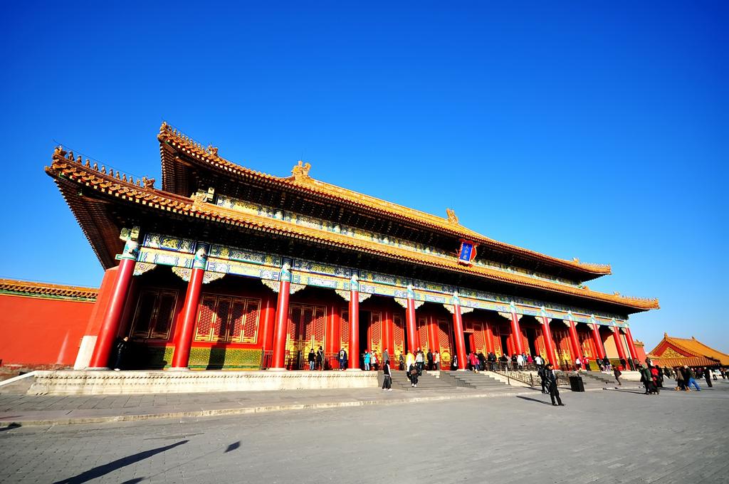העיר המדהימה בייג׳ינג. צילום: Shutterstock
