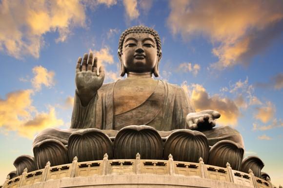 פסל הבודהה הגדול. צילום: Shutterstock