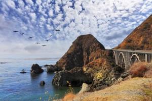 נופים עוצרי נשימה בדרך 1. צילום: Shutterstock