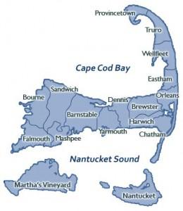 מפת הקייפ. צילום מתוך: capeguide.com