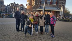 Free Walking Tour in Amsterdam. מתוך: tripadvisor.co.za