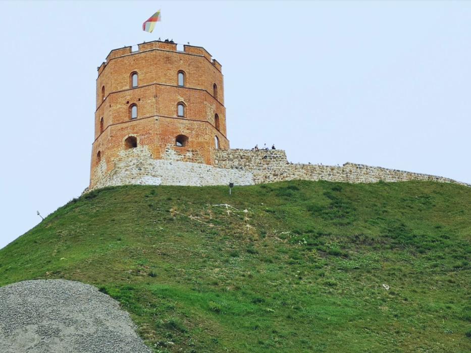 מגדל גדמיניאס. צילום: גלעד מנדלבוים