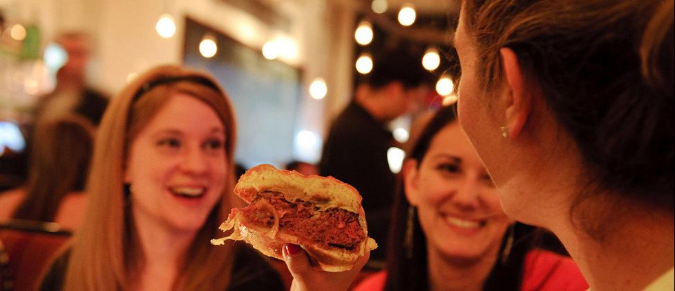 המבורגרים ניו יורק