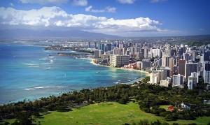הונלולו - עיר הבירה של הוואי