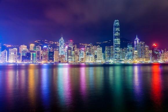 סימפוניית האורות המרהיבה. צילום: Shutterstock