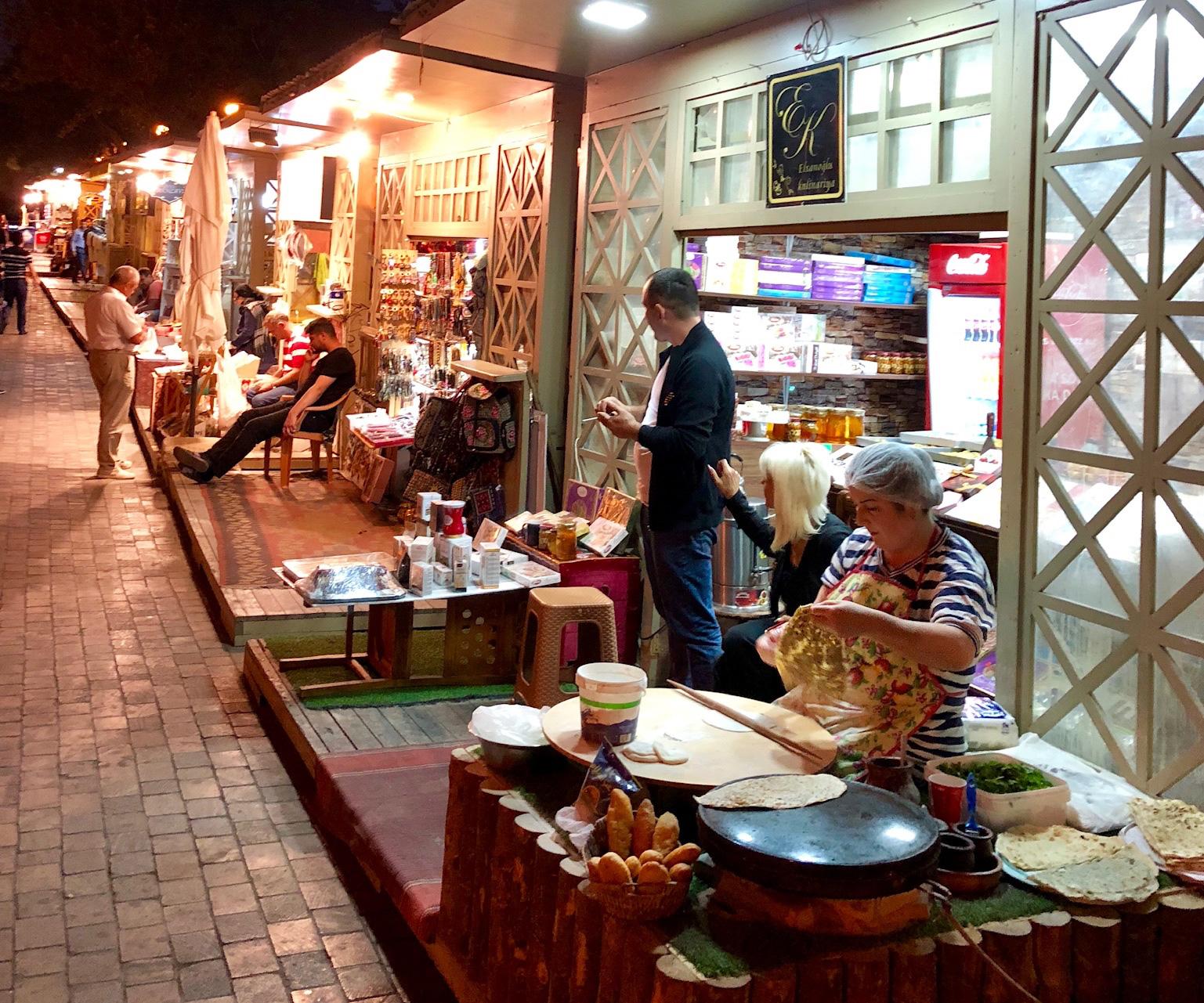 שוק איצ׳רי. צילום: תום לב