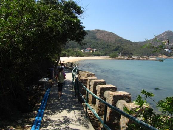 אחד ממסלולי אי הלאמה. צילום מתוך: sovevolam.com