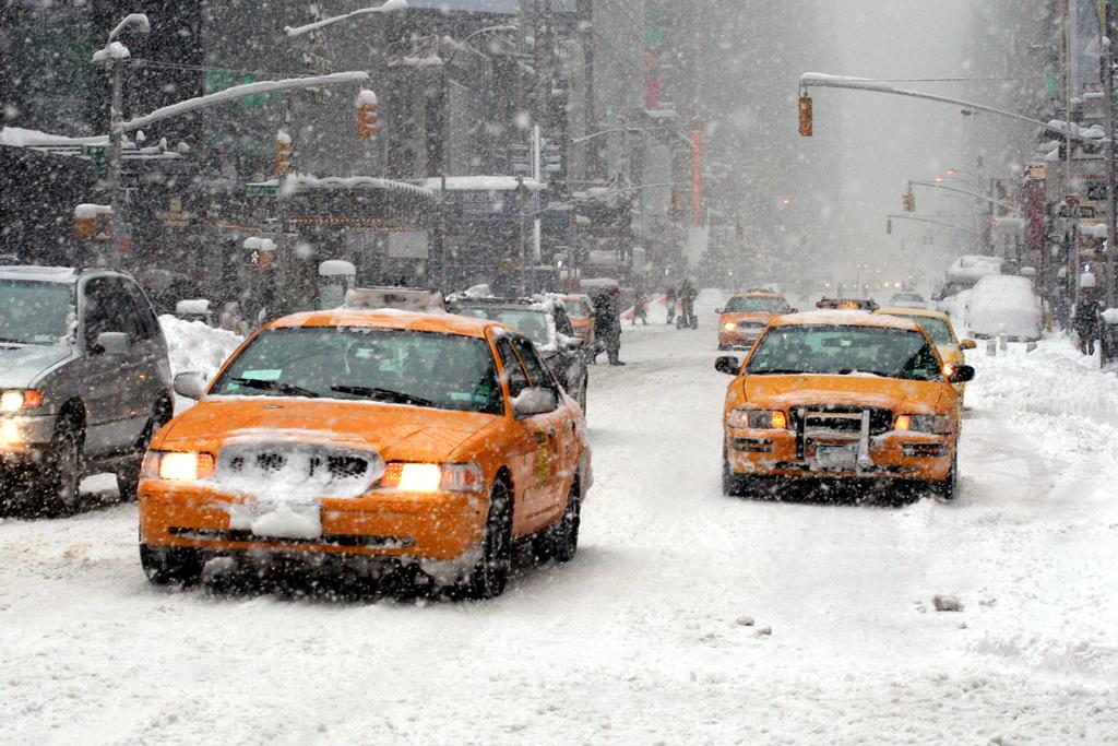 חורף חם בניו יורק. צילום: Shutterstock