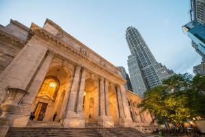 הספרייה הציבורית בניו יורק. צילום: Shutterstock