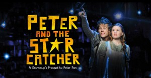 Peter and the Star Catcher. צילום מתוך: peterandthestarcatcher.com