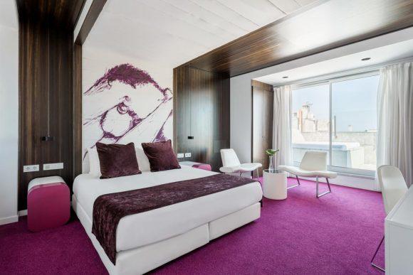 מלון רום מייט אמה. צילום מתוך אתר המלון