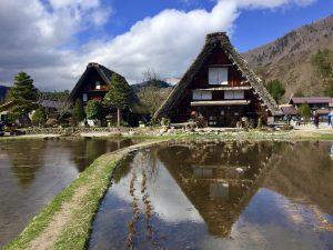 שירקאווה גו - כפר יפני מסורתי. צילום: תום לב