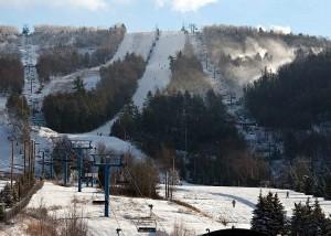 אתר סקי טיפוסי