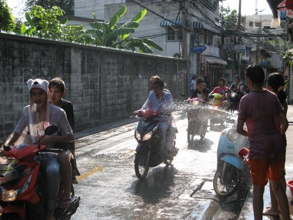פרשי מלחמה גרסת תאילנד. צילום: טל בן דרור