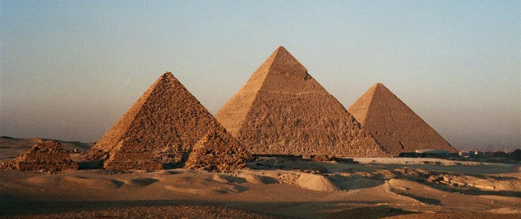הפירמידות בגיזה